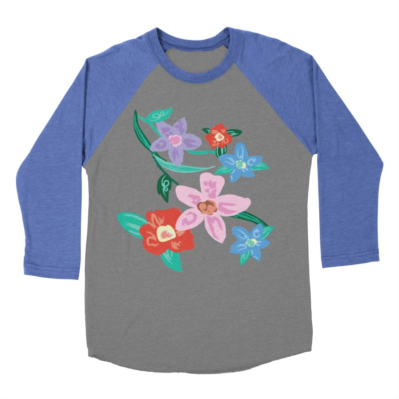 Spring Women's Baseball Triblend Longsleeve T-Shirt by isabellaprint's Artist Shop