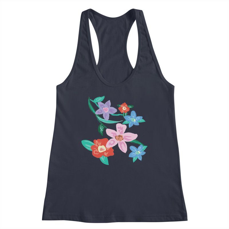Spring Women's Tank by isabellaprint's Artist Shop