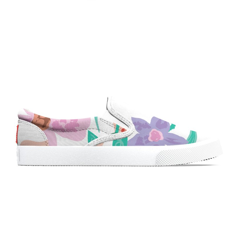 Spring Women's Shoes by isabellaprint's Artist Shop