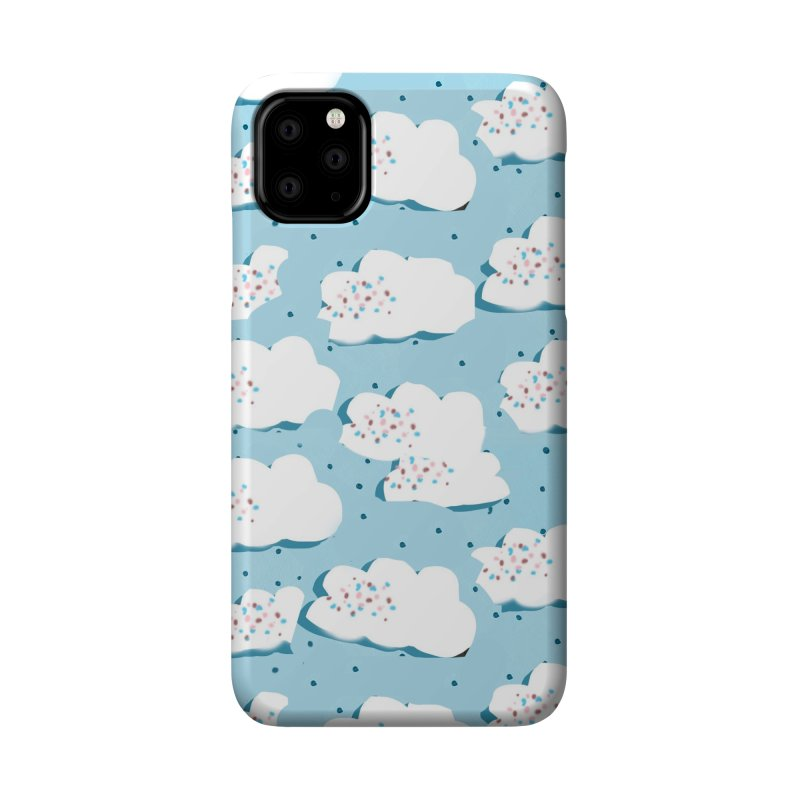 Sweet Clouds Accessories Phone Case by isabellaprint's Artist Shop