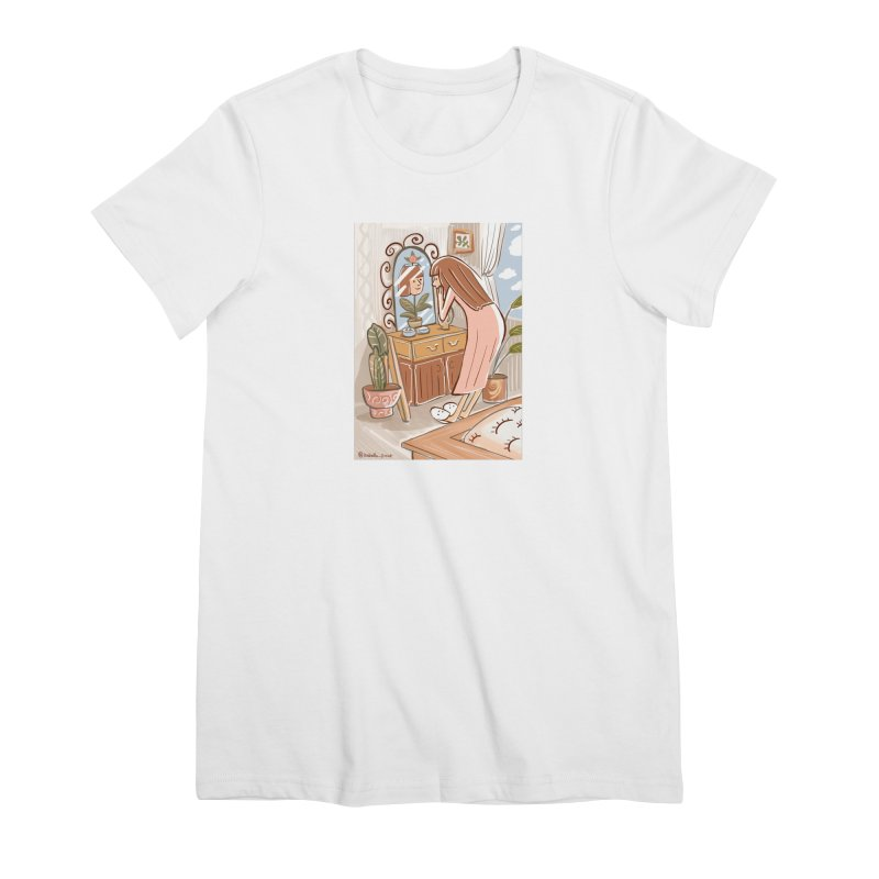 I'm blooming Women's T-Shirt by isabellaprint's Artist Shop
