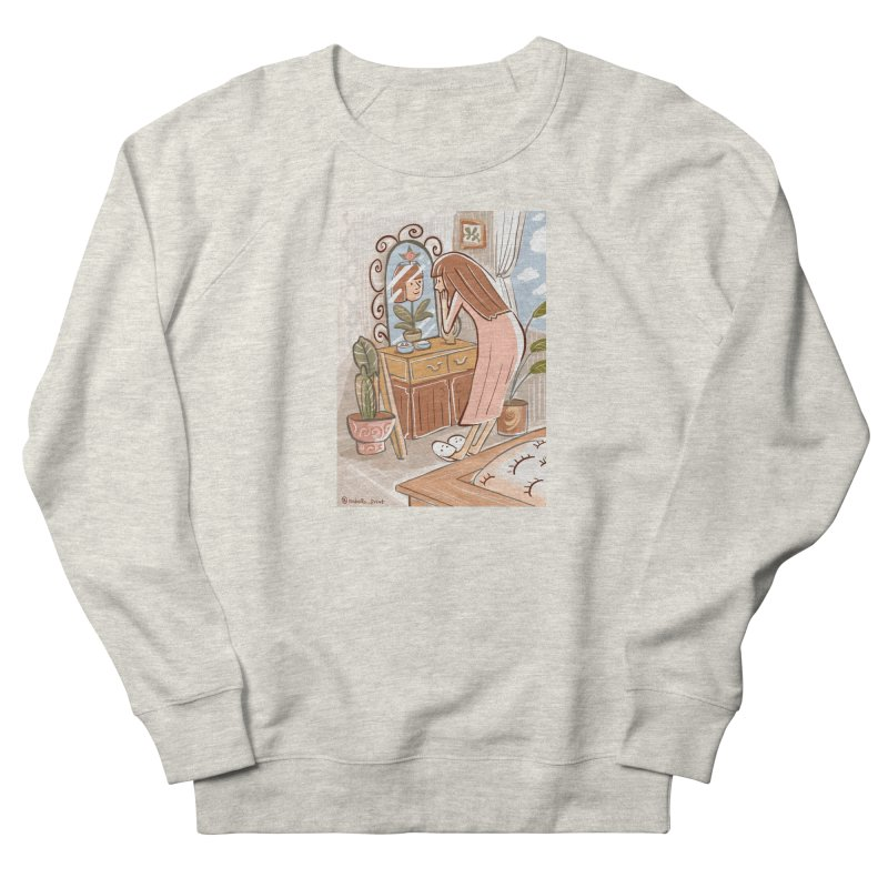 I'm blooming Women's French Terry Sweatshirt by isabellaprint's Artist Shop