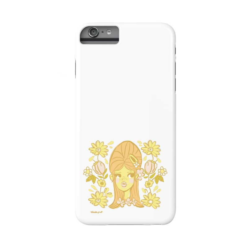Retro Baby Accessories Phone Case by isabellaprint's Artist Shop