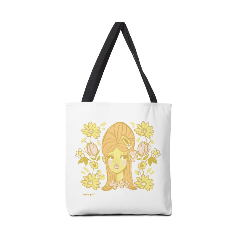 Retro Baby Accessories Bag by isabellaprint's Artist Shop