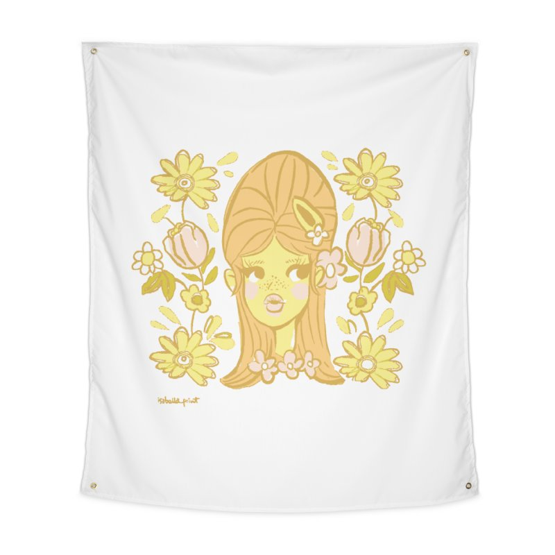Retro Baby Home Tapestry by isabellaprint's Artist Shop