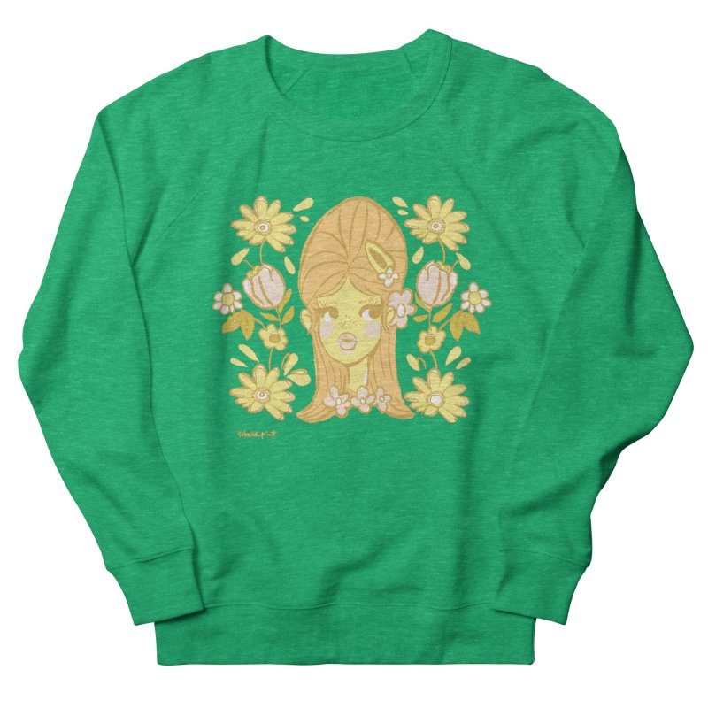 Retro Baby Women's Sweatshirt by isabellaprint's Artist Shop