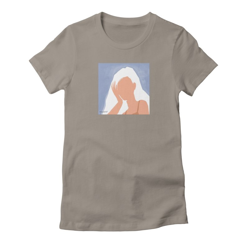 Miss you Women's T-Shirt by isabellaprint's Artist Shop