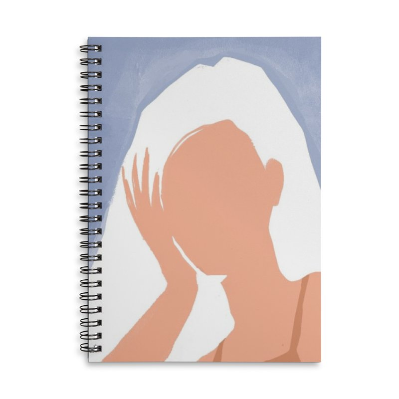 Miss you Accessories Notebook by isabellaprint's Artist Shop