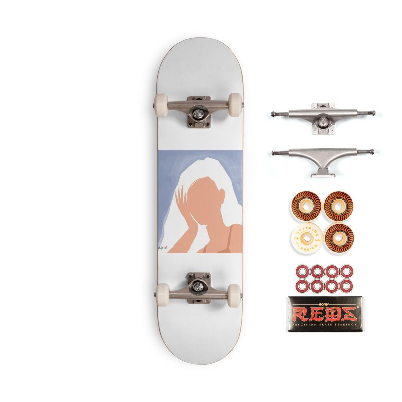 Miss you Accessories Skateboard by isabellaprint's Artist Shop