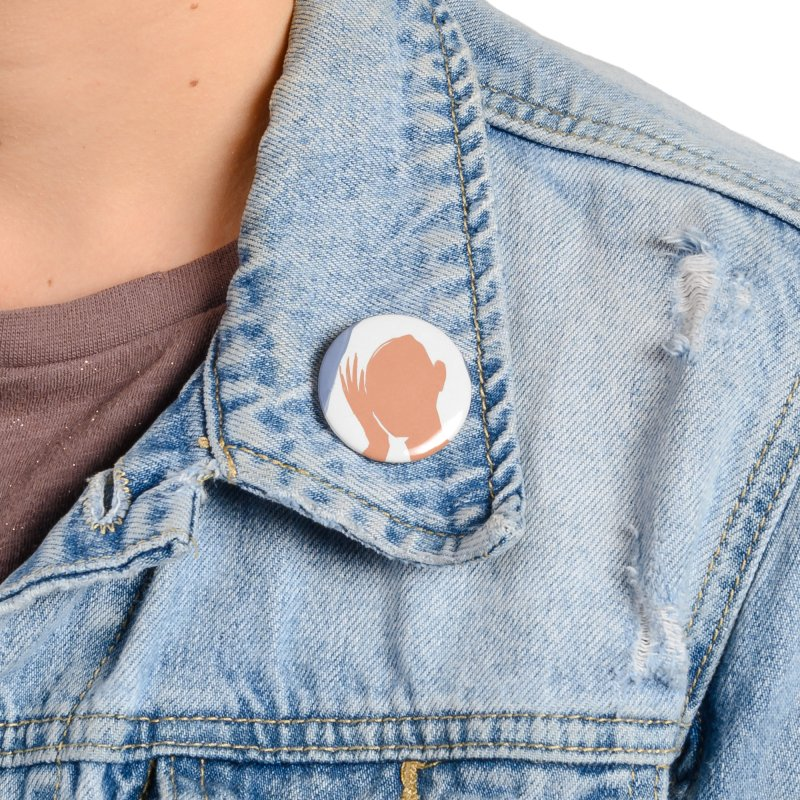 Miss you Accessories Button by isabellaprint's Artist Shop