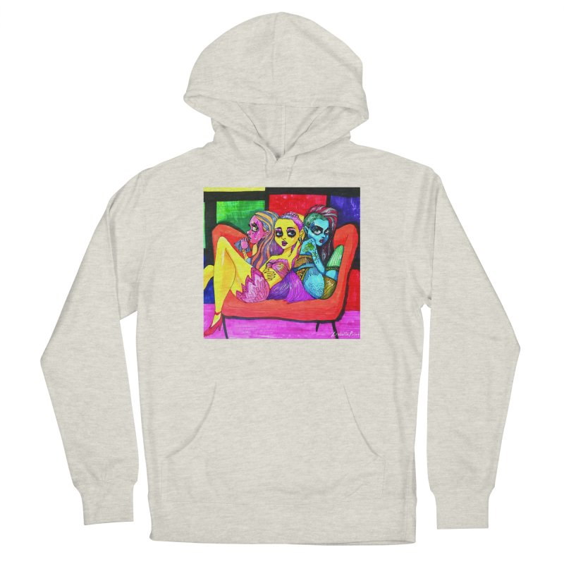 3 Girls Men's Pullover Hoody by isabellaprint's Artist Shop