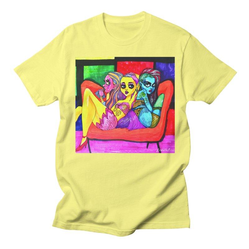 3 Girls Women's Regular Unisex T-Shirt by isabellaprint's Artist Shop