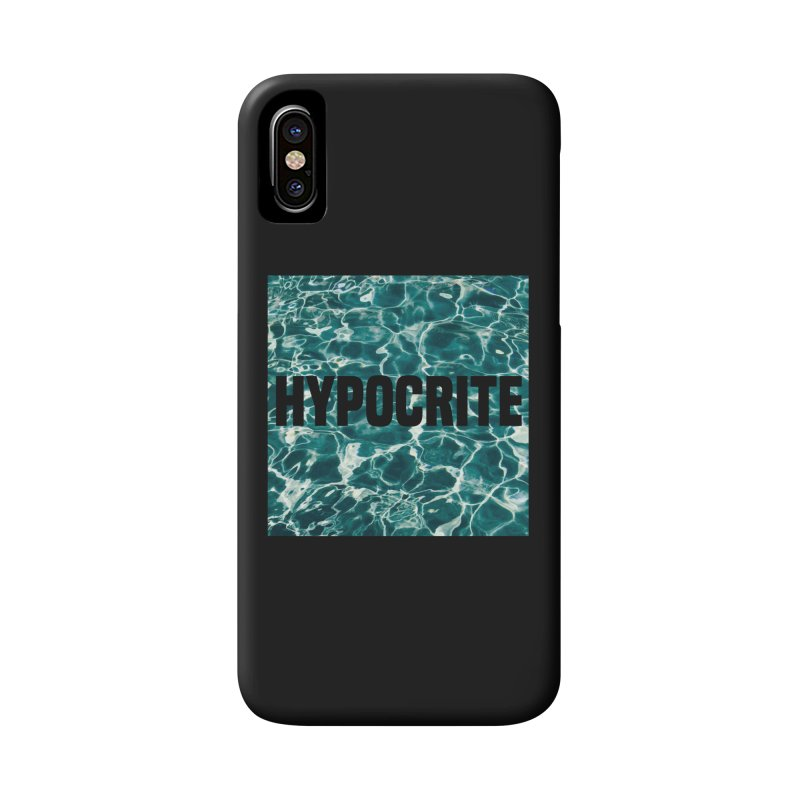 Hypocrite Accessories Phone Case by Petty Designs