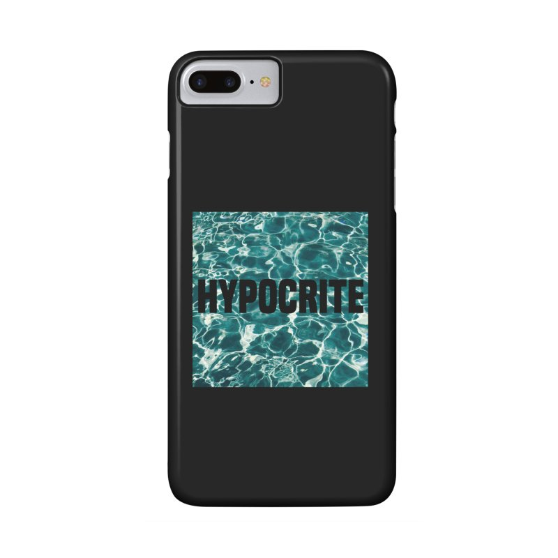 Hypocrite Accessories Phone Case by Petty Apparel