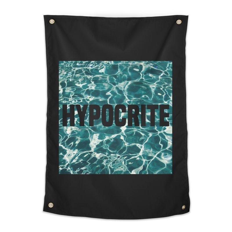 Hypocrite Home Tapestry by Petty Apparel