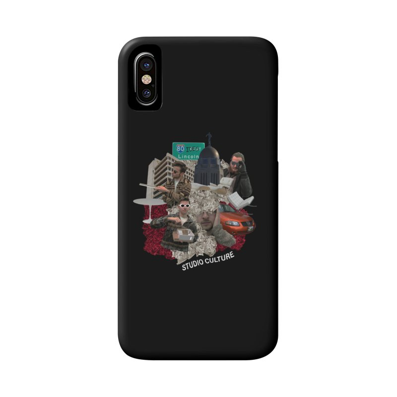 Studio Clutue Accessories Phone Case by Petty Designs