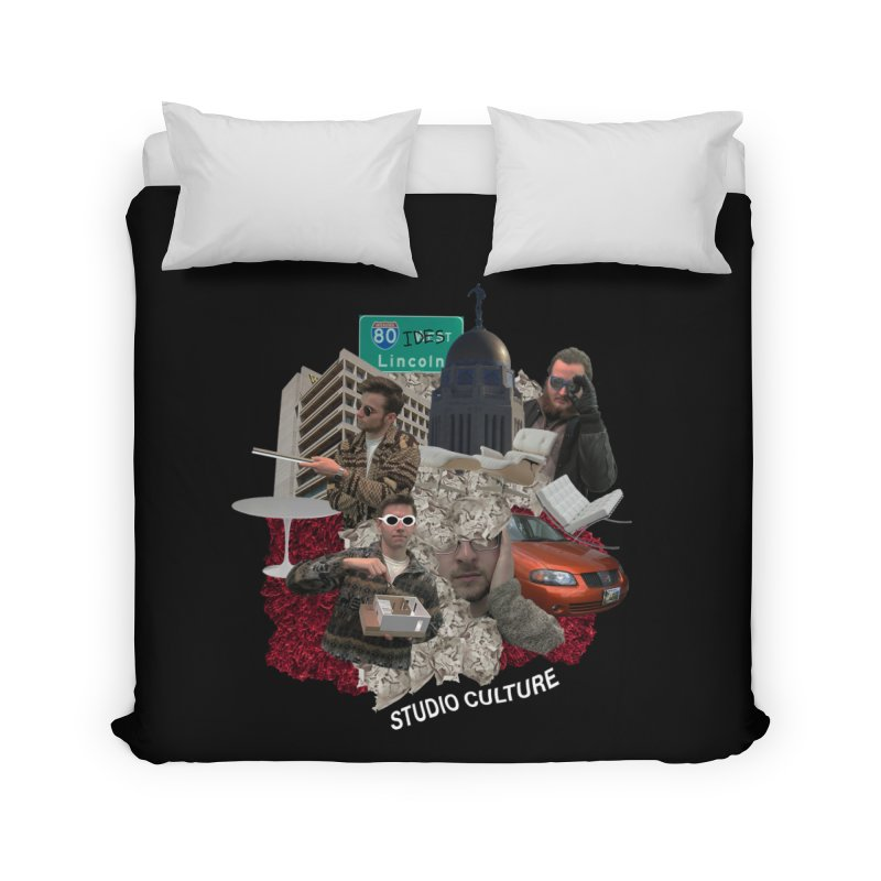 Studio Clutue Home Duvet by Petty Apparel