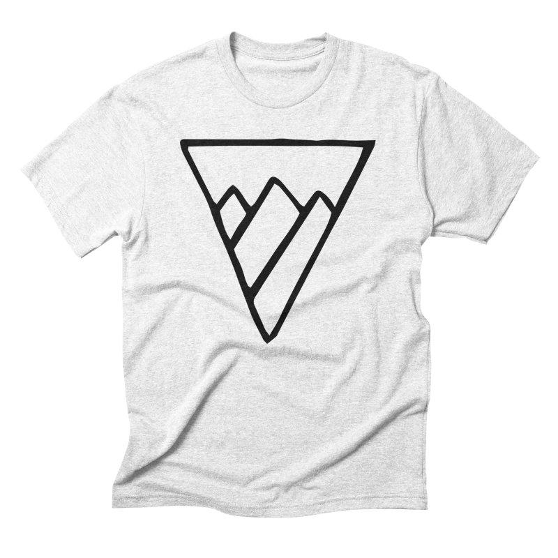 Darkspire Alt Men's Triblend T-shirt by Petty Apparel