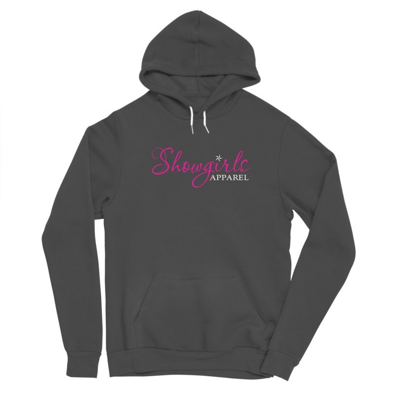 Showgirls Apparel - Pink Women's Sponge Fleece Pullover Hoody by ishCreatives's Artist Shop