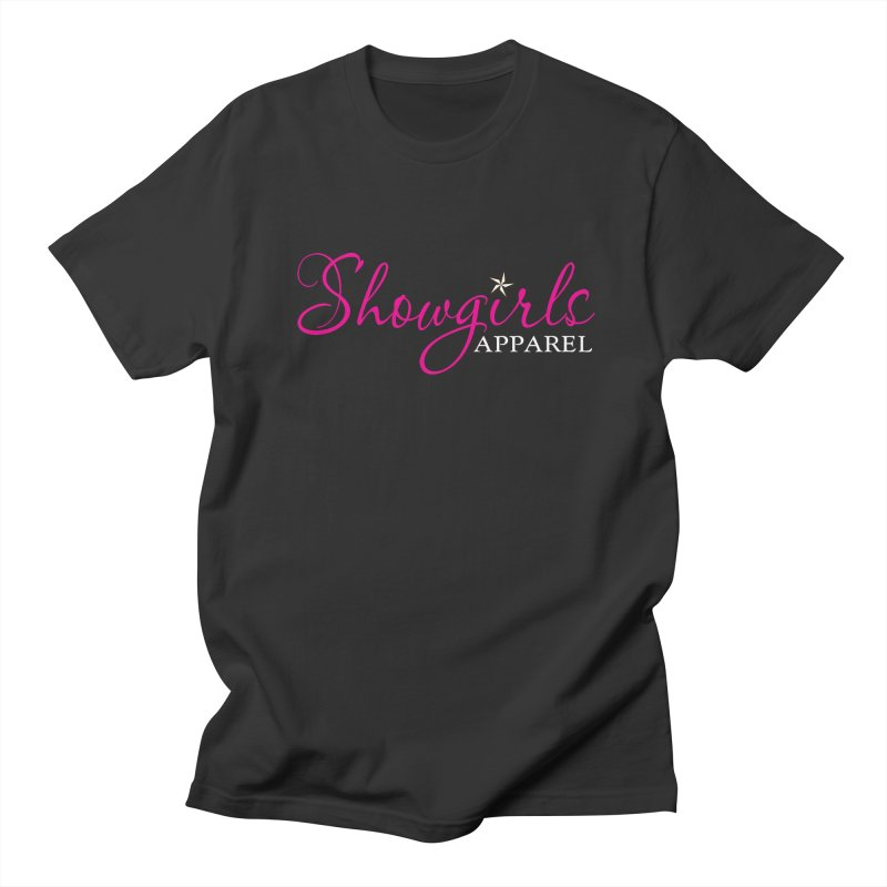 Showgirls Apparel - Pink Women's Regular Unisex T-Shirt by ishCreatives's Artist Shop