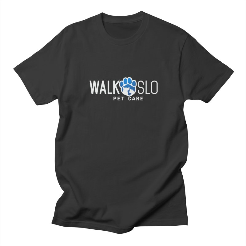Walk SLO Women's Regular Unisex T-Shirt by ishCreatives's Artist Shop