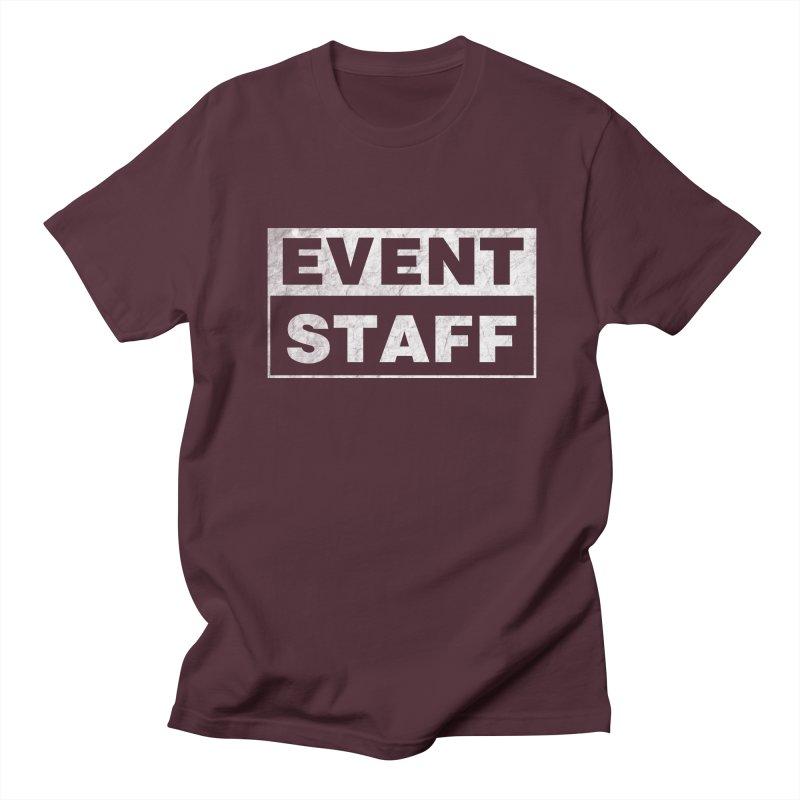 EVENT STAFF - Dark Women's Regular Unisex T-Shirt by ishCreatives's Artist Shop