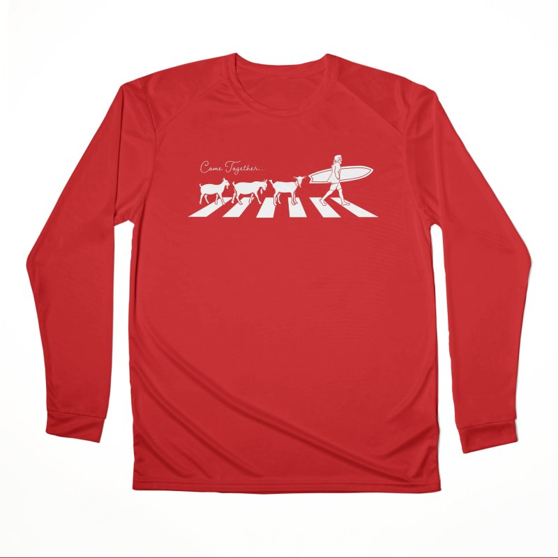 Come Together Men's Performance Longsleeve T-Shirt by ishCreatives's Artist Shop