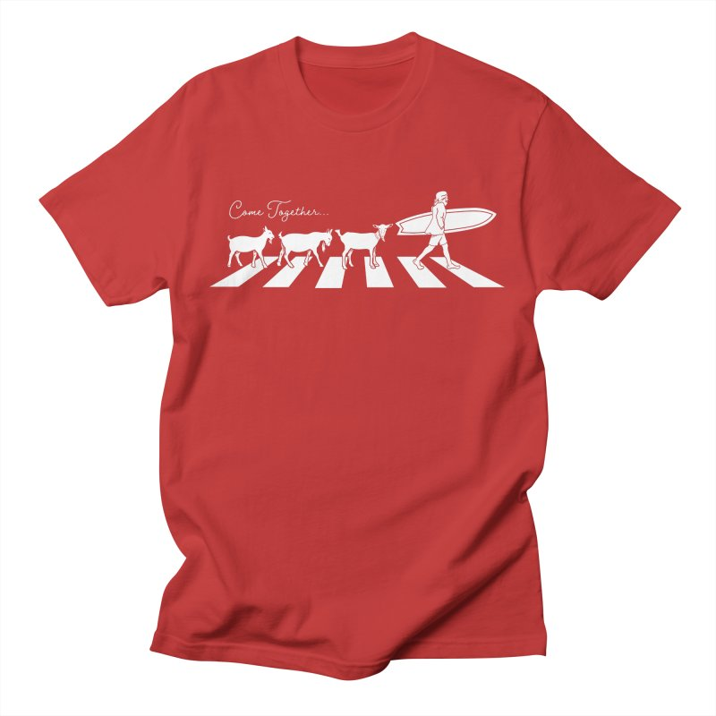 Come Together Men's T-Shirt by ishCreatives's Artist Shop