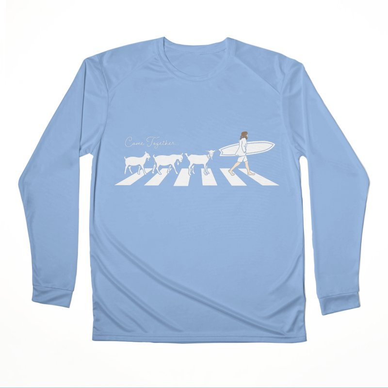 Come Together (Color) Women's Performance Unisex Longsleeve T-Shirt by ishCreatives's Artist Shop