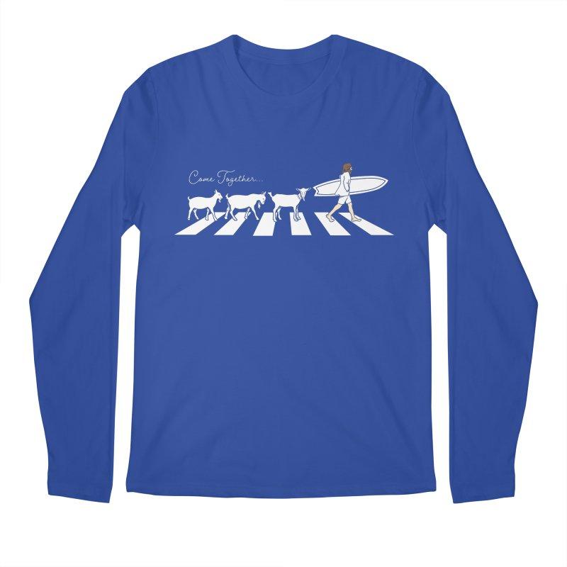 Come Together (Color) Men's Regular Longsleeve T-Shirt by ishCreatives's Artist Shop