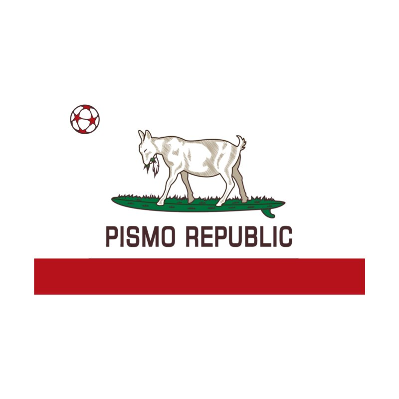 Pismo Republic by ishCreatives's Artist Shop