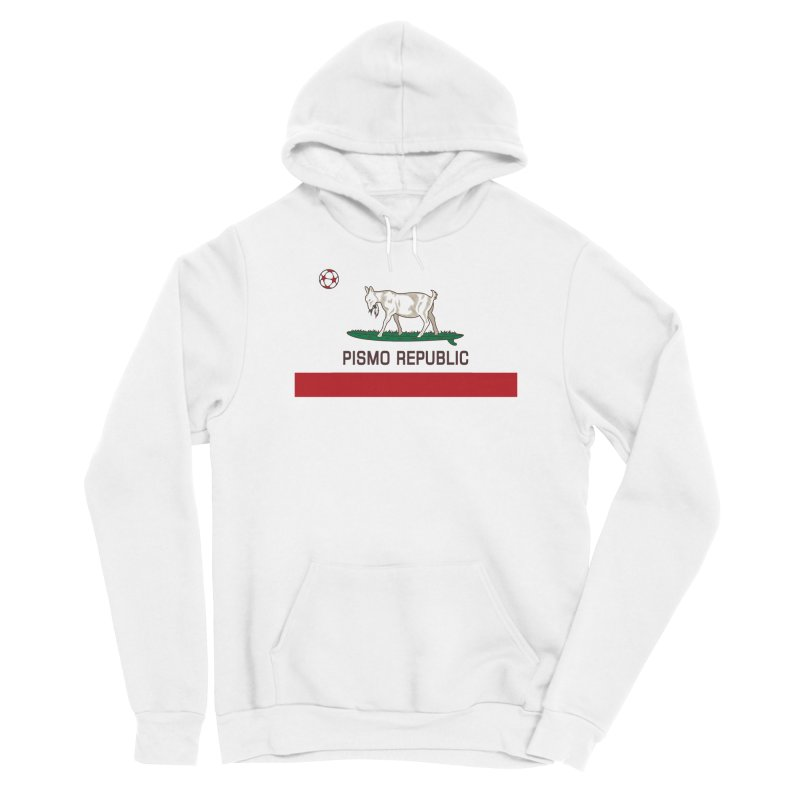 Pismo Republic Women's Pullover Hoody by ishCreatives's Artist Shop