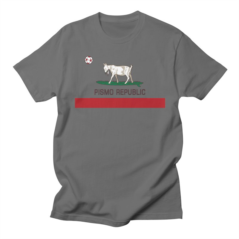 Pismo Republic Women's  by ishCreatives's Artist Shop