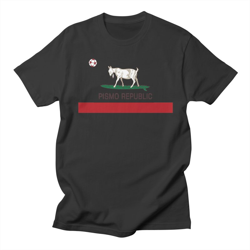 Pismo Republic Men's Regular T-Shirt by ishCreatives's Artist Shop