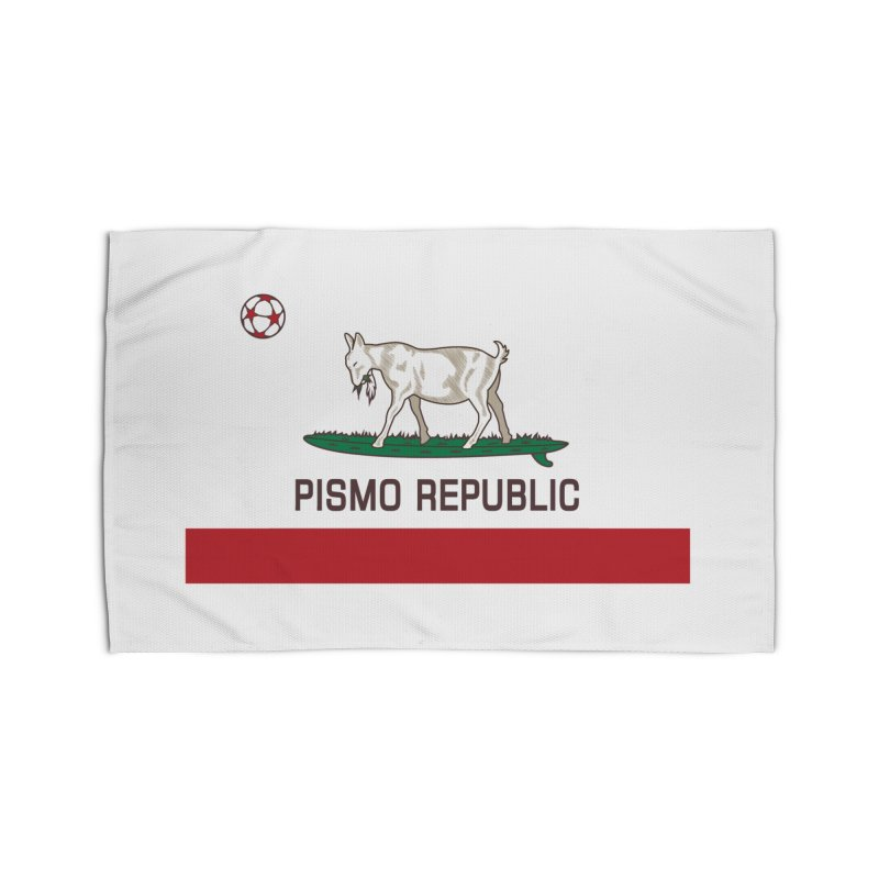 Pismo Republic Home Rug by ishCreatives's Artist Shop