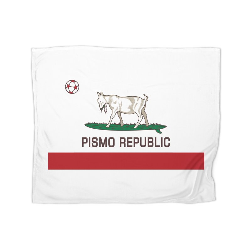 Pismo Republic Home Blanket by ishCreatives's Artist Shop
