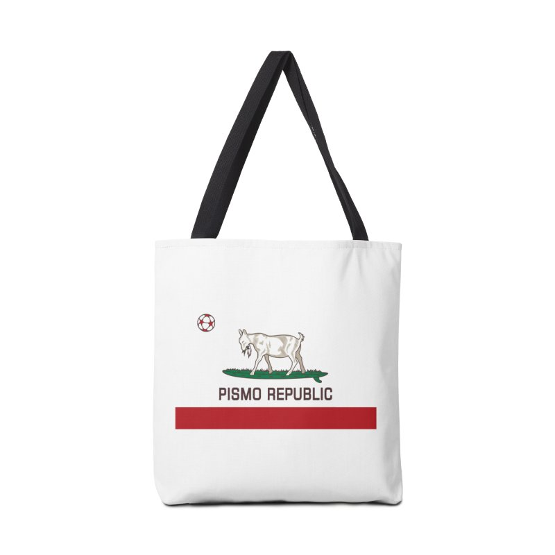 Pismo Republic Accessories Bag by ishCreatives's Artist Shop