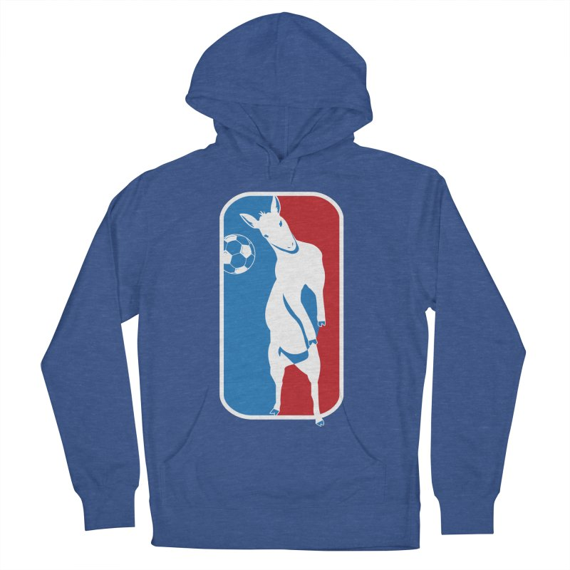 Hoofball Women's French Terry Pullover Hoody by ishCreatives's Artist Shop