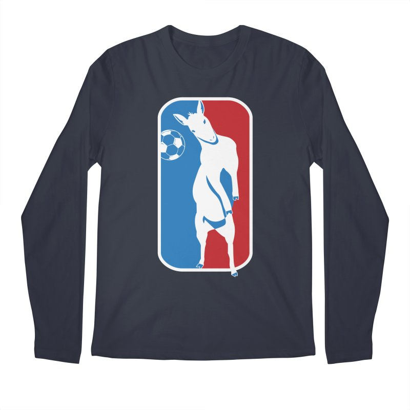 Hoofball Men's Longsleeve T-Shirt by ishCreatives's Artist Shop