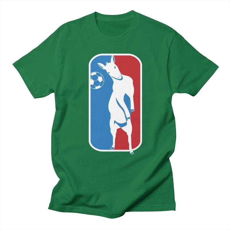 Hoofball Men's Regular T-Shirt by ishCreatives's Artist Shop