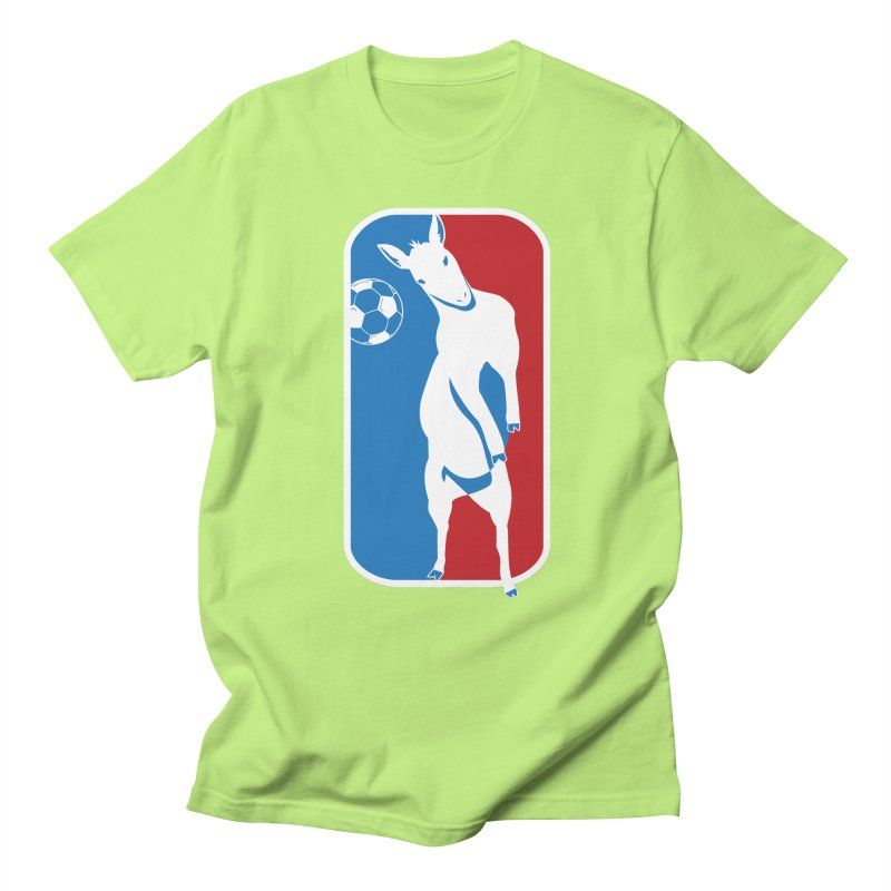 Hoofball Women's Regular Unisex T-Shirt by ishCreatives's Artist Shop