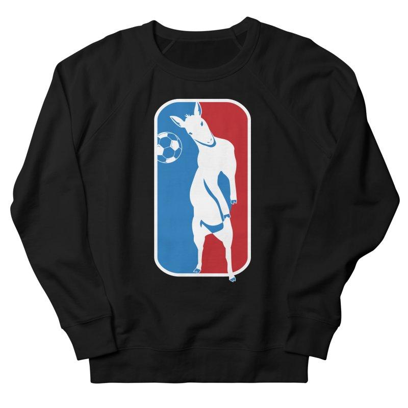 Hoofball Men's French Terry Sweatshirt by ishCreatives's Artist Shop