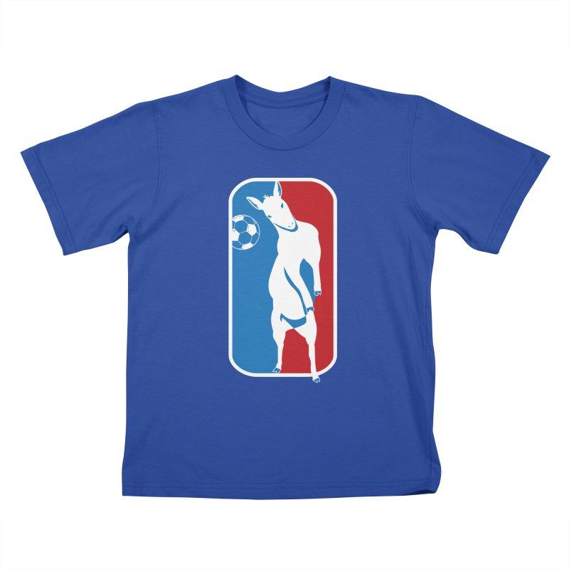 Hoofball Kids T-Shirt by ishCreatives's Artist Shop