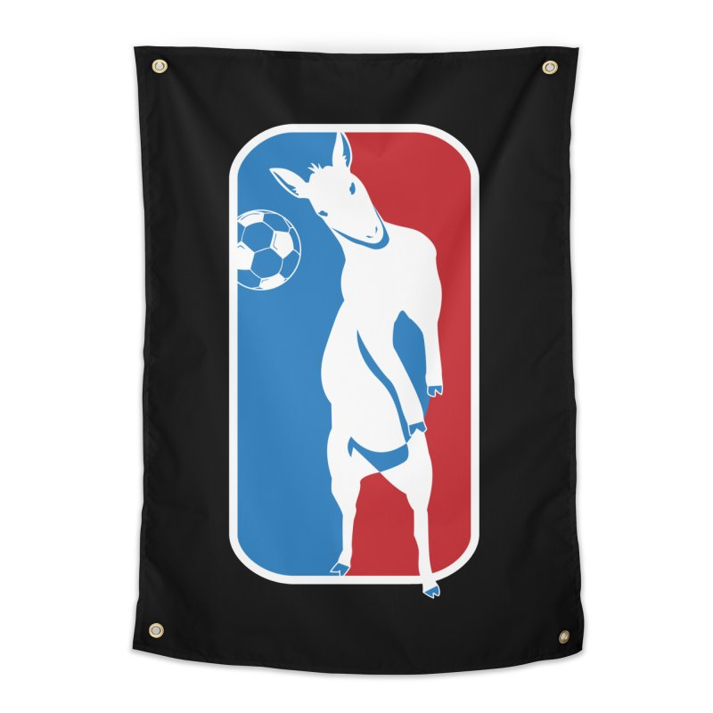 Hoofball Home Tapestry by ishCreatives's Artist Shop