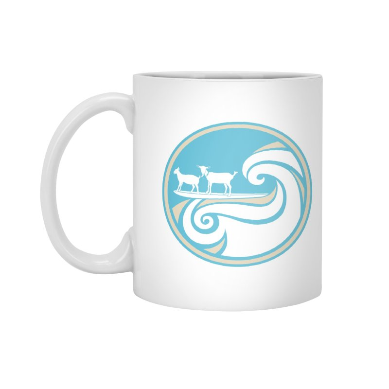 Shredding the Gnar Accessories Standard Mug by ishCreatives's Artist Shop