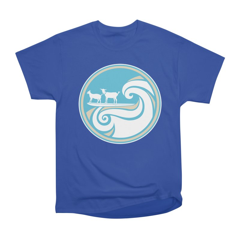 Shredding the Gnar Women's Heavyweight Unisex T-Shirt by ishCreatives's Artist Shop