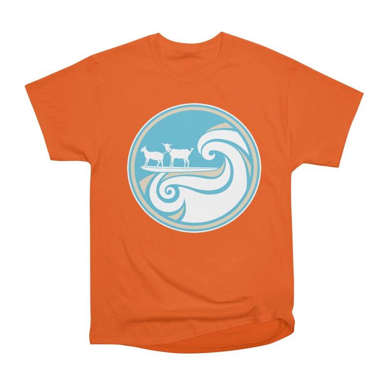 Shredding the Gnar Men's Heavyweight T-Shirt by ishCreatives's Artist Shop