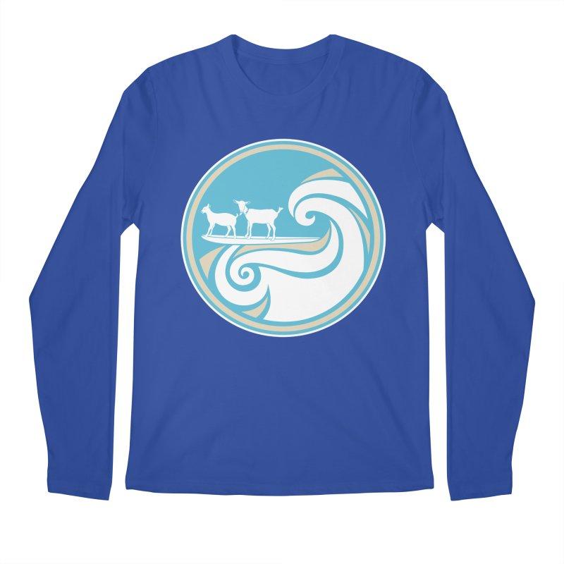 Shredding the Gnar Men's Longsleeve T-Shirt by ishCreatives's Artist Shop