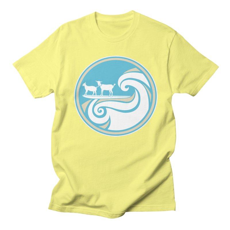 Shredding the Gnar Men's Regular T-Shirt by ishCreatives's Artist Shop