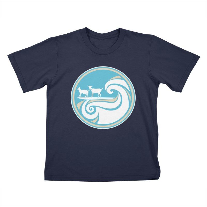Shredding the Gnar Kids T-Shirt by ishCreatives's Artist Shop